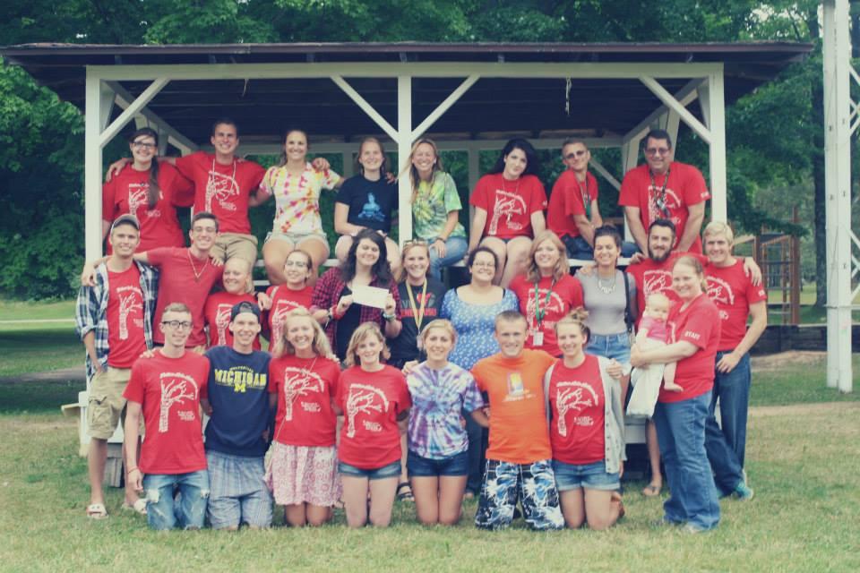 summer staff 2014
